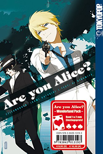 Are you Alice? Wonderland Pack, Band 1