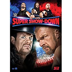 WWE: Super Show-Down 2018