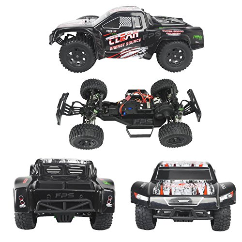 FPS-RTR-Bundle-Rayline-Funrace-03-FR03-RC-Modellbau-Elektro-Auto-Truggy-bzw-Buggy-im-Mastab-110-Farbe-Schwarz-Komplett-Set-mit-24-GHz-Fernbedienung-2x-2500-mAh-LiPo-Akku-6x-AA-Batterien