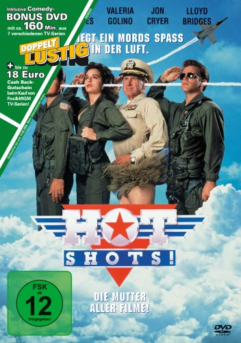 Hot Shots - Die Mutter aller Filme! (+ Bonus DVD TV-Serien)