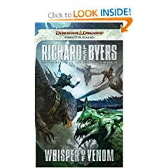 Whisper of Venom: Brotherhood of the Griffon, Book II by Richard Lee Byers