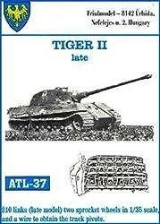 Friulmodel Atl37 1/35 Metal Track W/Drive Sprockets For King Tiger Mar Apr 1945