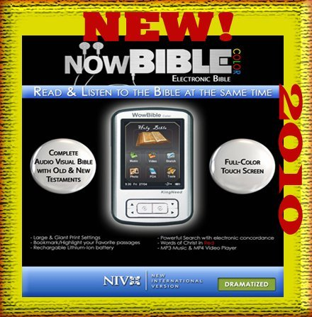 MP3 & Android Audio Bible