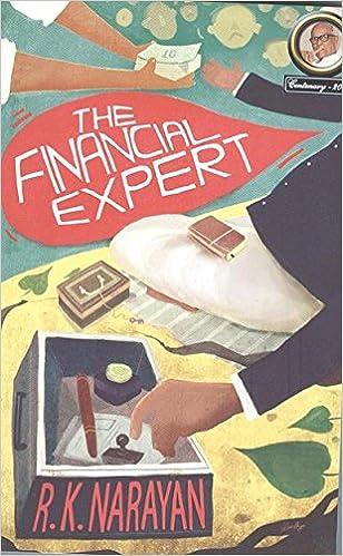 RK Narayan Books List, Short Stories : The Financial Expert