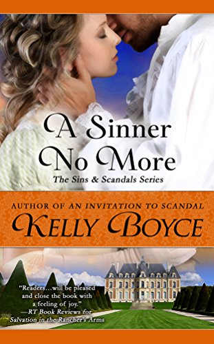 A Sinner No More by Kelly Boyce