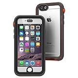 【日本正規代理店品】Catalyst iPhone 6 完全防水ケース 5m 完全防水・防塵・耐衝撃ケース ブラック / オレンジ CT-WPIP144-BKOR