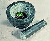 Kesper 71501 Mörser mit Schlegel, Granit -