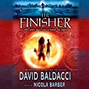 The Finisher (       UNABRIDGED) by David Baldacci Narrated by Nicola Barber