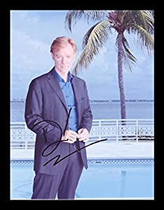 David Caruso - CSI Miami Autographed Signed And Framed Photo