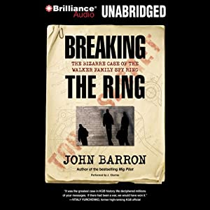 Breaking the Ring Audiobook