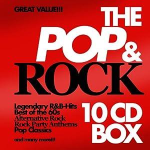 The Pop & Rock 10CD Box