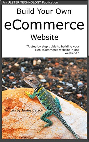 how to build your own ecommerce website free