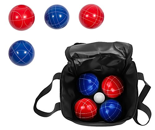 Bocce-Ball-Premium-Set-Top-Quality-Resin-Balls-9-Balls-with-Carry-Case-By-Trademark-Innovations-RedBlue