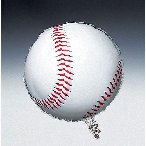 All-Star Baseball Foil Balloon - 1