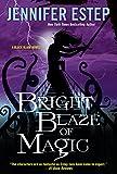 Bright Blaze of Magic (Black Blade)