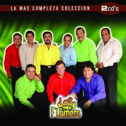 Los Flamers 2cds La Mas Completa Coleccion Los Flamers