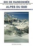 echange, troc Emmanuel Cabau, Hervé Galley - Ski de randonnée : Alpes du Sud