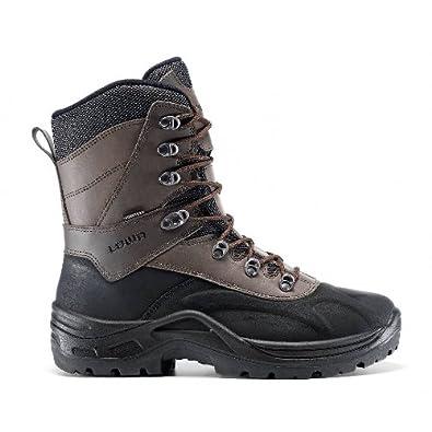Lowa Men's Couloir GTX Hiking Shoe,Dark Brown,14 M US