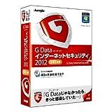G Data インターネットセキュリティ 2012 3年/1台版