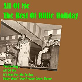 All of Me - The Best of Billie Holiday