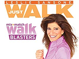 Leslie Sansone: Mix and Match Walk Blasters