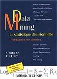 echange, troc Stéphane Tuffery - Data mining et statistique décisionnelle - 3ème Edition