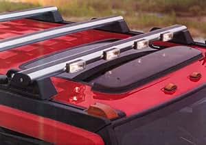 Delta 01-9064-4X 4X Xenon Roof Light Bar, Hummer H2 Compatibility