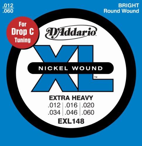 D'Addario EXL148 Nickel Wound Electric Guitar