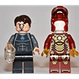 LEGO Super Heroes Iron Man 3 Tony Stark With Mark 42 Armor