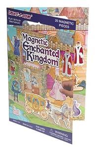Magnetic Enchanted Kingdom Playboard