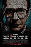 TINKER TAILOR SOLDIER SPY MOVIE FILM POSTER PRINT APPROX SIZE 12X8 INCHES