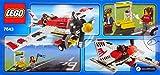 Lego Town Air Show Plane 7643