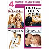 img - for 4 MOVIE MARATHON: ROMANTIC COMEDY COLLECTION book / textbook / text book