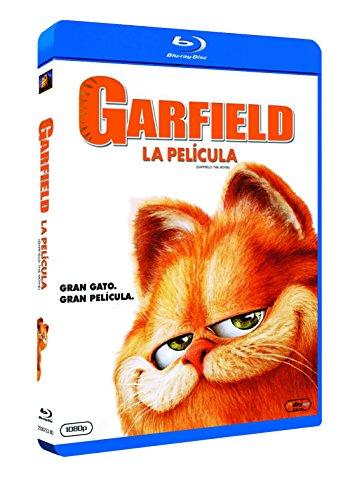 Garfield - La Película (Blu-Ray) (Import) (2010) Breckin Meyer; Jennifer Lov
