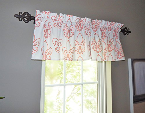 patterned-window-valance-16-x-60-the-crabtree-collection-fluer-de-lis-perfect-coral