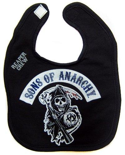 Black Baby Bibs front-685475