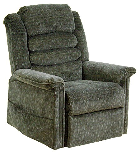 CATNAPPER 4825180015 Soother Woodland Power Lift Full Lay Out Chaise Recliner with Heater and Massage