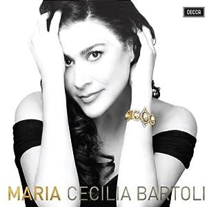 Cecilia Bartoli - Maria (CD + livre)