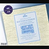 J.S. Bach Bach-St Matthew Passion