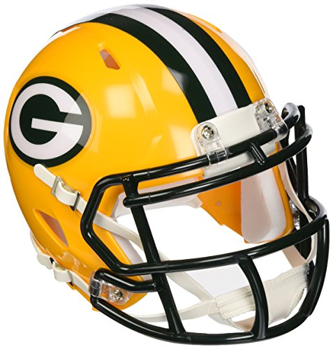 Riddell Revolution Speed Mini Helmet - Green Bay Packers