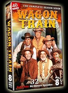 Wagon Train - The Complete Season Seven - 32 Episodes - 8 DVD Set!