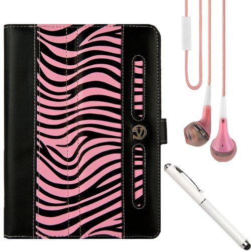 Pink Zebra Bed In A Bag front-441068