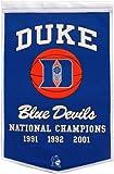 NCAA Dynasty Wool Banner