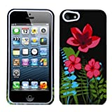 MYBAT Garden Night Phone Protector Cover for APPLE iPhone 5