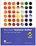 Business grammar builder:for class and self study