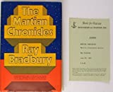 The Martian chronicles (0385038623) by Ray Bradbury