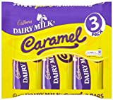 Cadbury Dairy Milk Caramel Bars 117 g (Pack of 30)