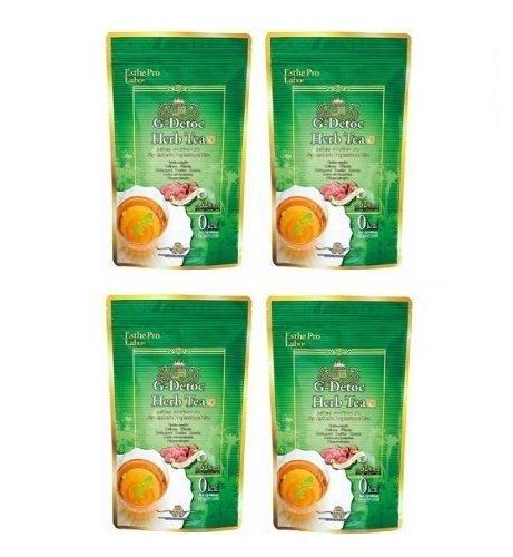 エステプロ・ラボ GーDetoc Harb Tea Pro ジー デトック ハーブティー プロ 4g × 30包 4箱セット