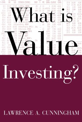 What Is Value Investing? (What Is the What Is . . . Series)
