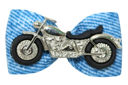 Hot Bows Cruisin' With 2 Latex Bands For Dogs front-155367